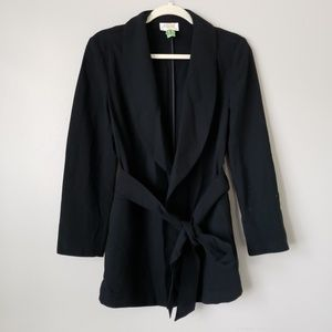 Talbots | Career Wear Wrap Blazer Jacket